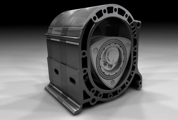Rotary Engine 1