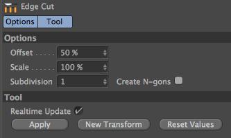 Edge Cut Tool