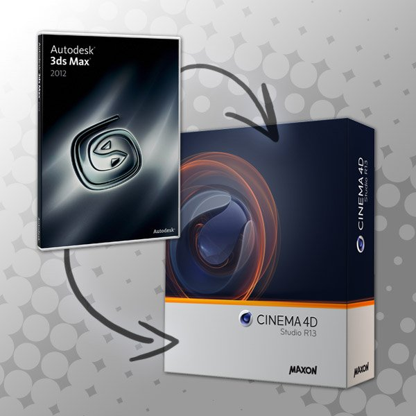 3ds max to cinema 4d