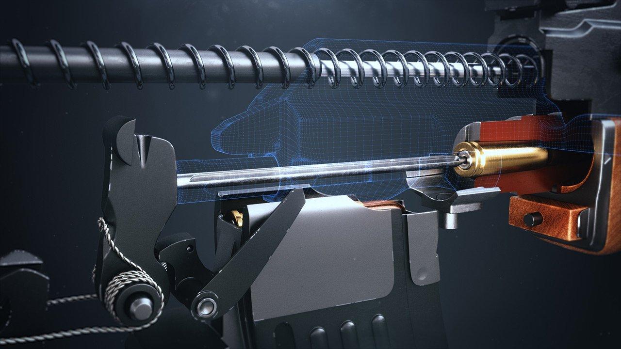 AK-47 Render