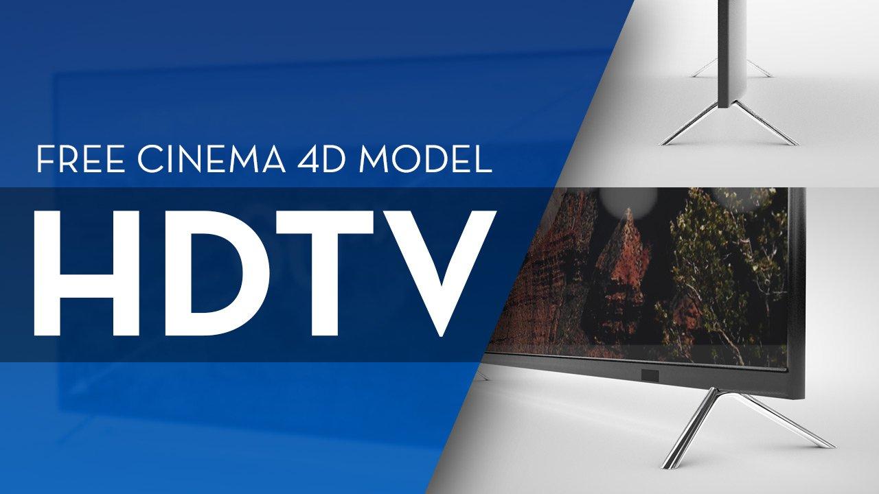 Free HDTV Model