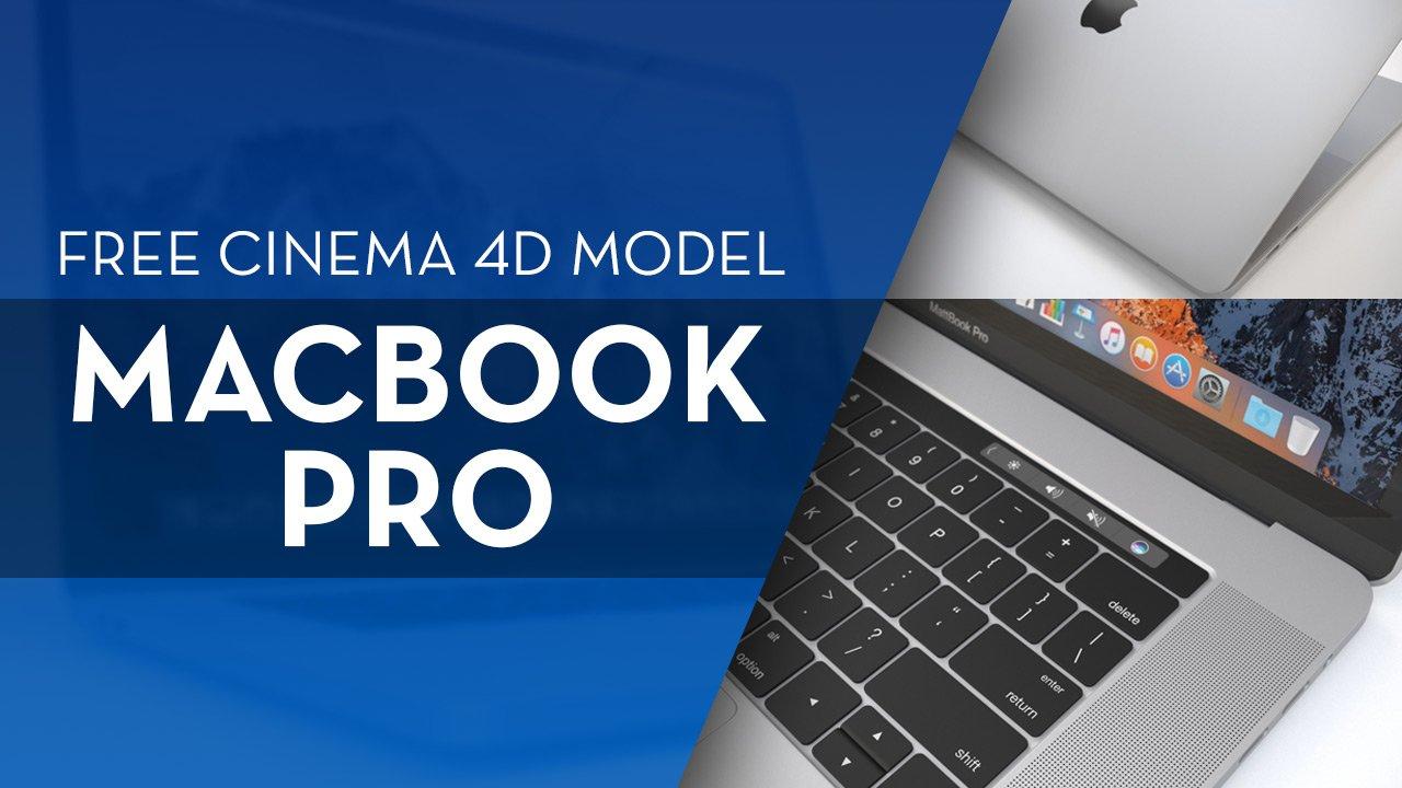 Free MacBook Pro Model