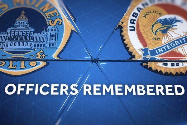 Officers Remembered