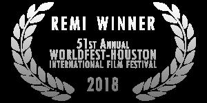 Worldfest 2018 Silver Remi Award