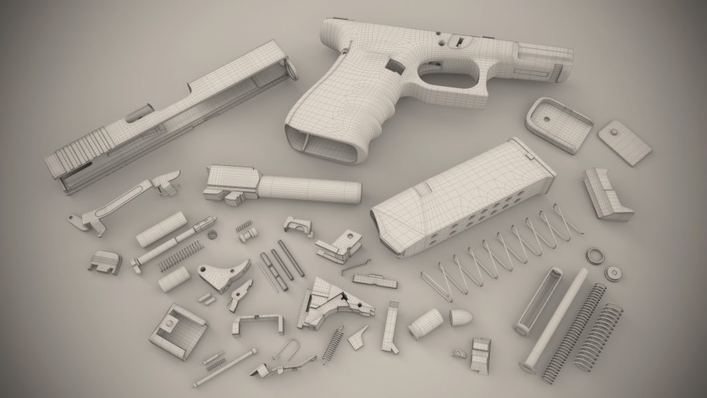 Glock Model Parts