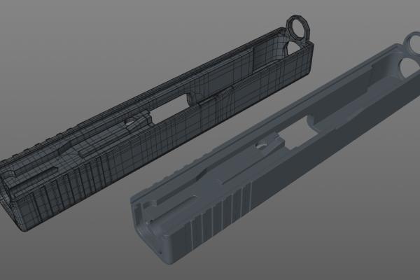 Glock Slide