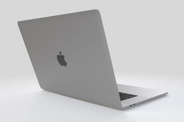 Apple MacBook Pro 3D Model