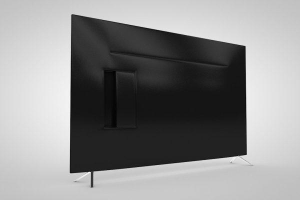 HDTV 3D Model
