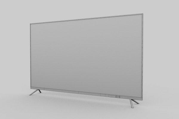 HDTV Wireframe