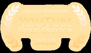 YouTube Gold Creator Award