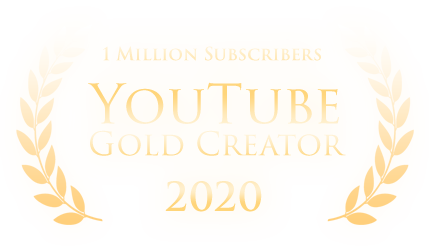 YouTube Gold Creator Award
