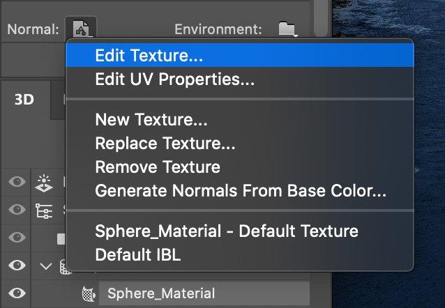 Photoshop Edit Texture