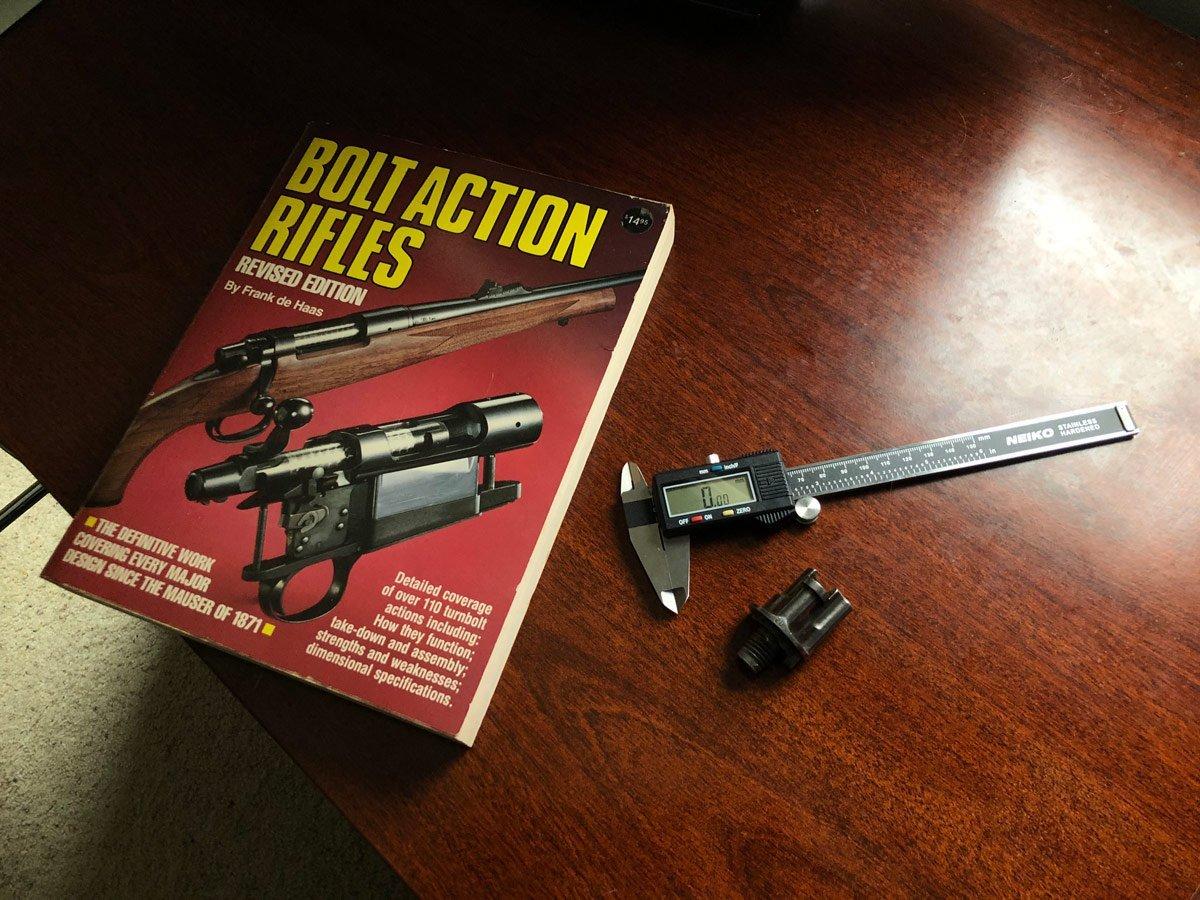 Bolt Action Rifles Book