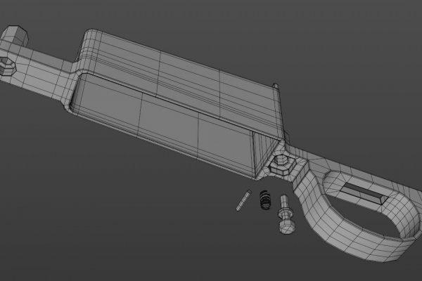 Kar98k Trigger Guard